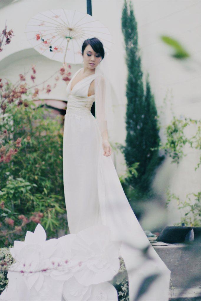 Prada Spring 2013 Asian Influence Wedding Mood Board - FLARE | 1023x682