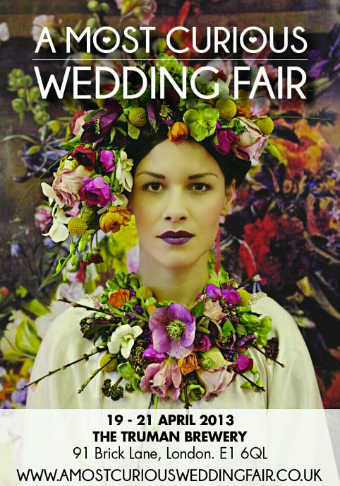 A Most Curious Wedding Fair poster