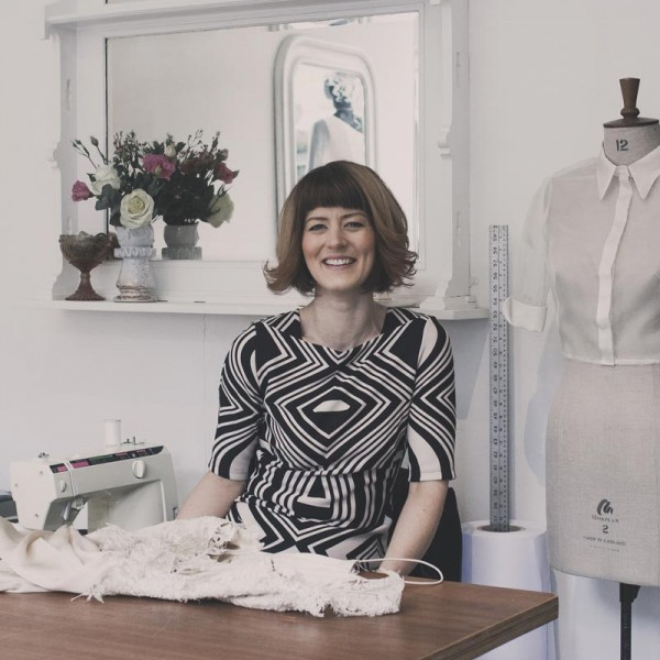 Jessica Charleston - Wedding Dress Designer
