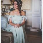 Jane Austen sitting