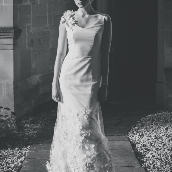 Vintage Wedding Dresses Bristol: Myth & Muse New Couture Wedding Dress Collection For 2014
