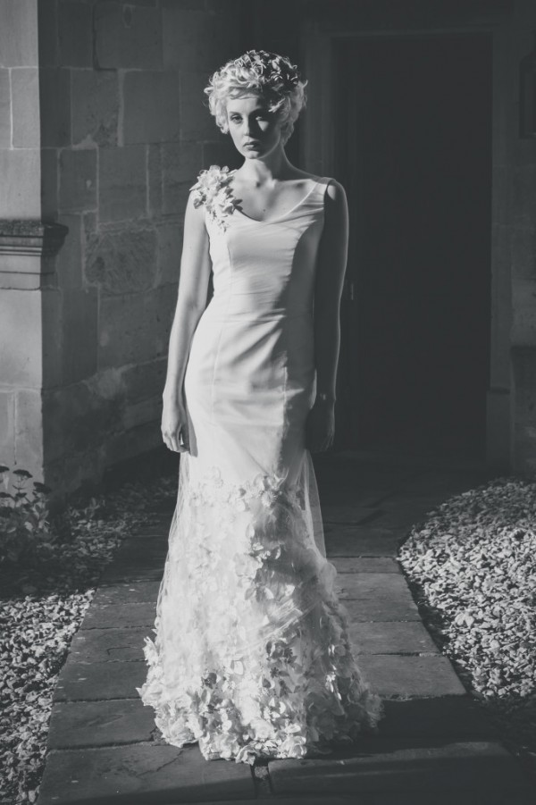 Florence, Myth and Muse Wedding Dress Collection by Jessica Charleston