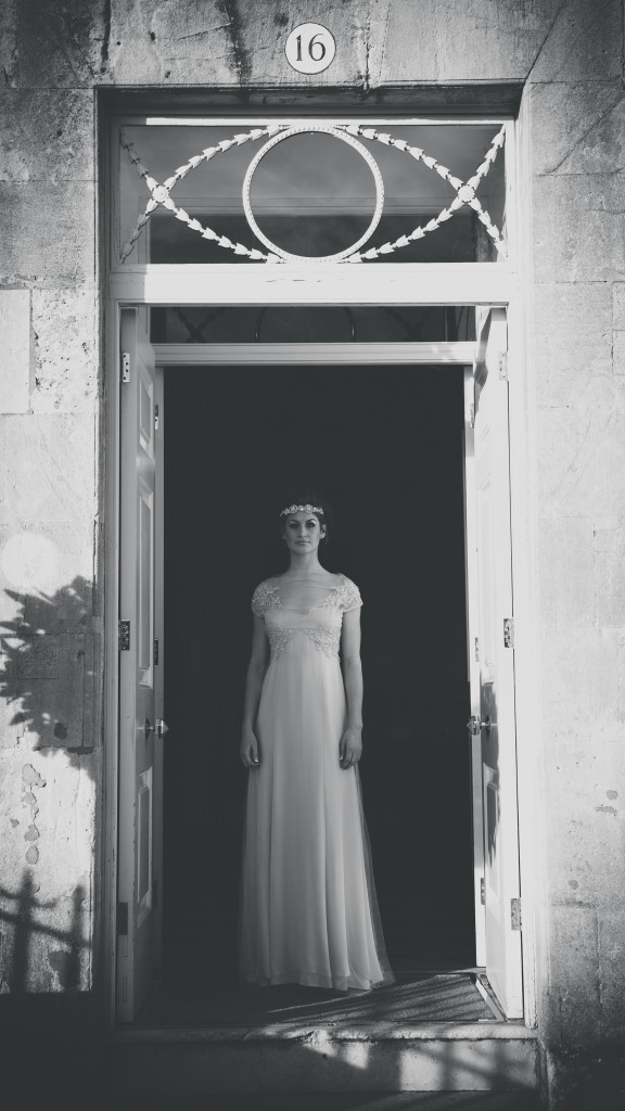 Myth & Muse new couture wedding dress collection for 2014