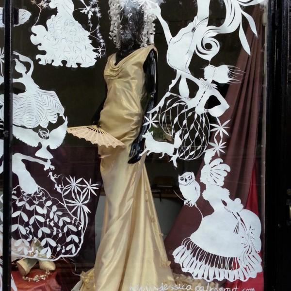 Aurelle Dress