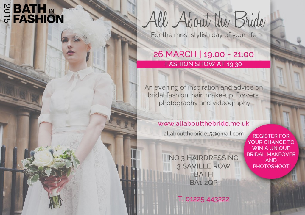 All About the Bride poster