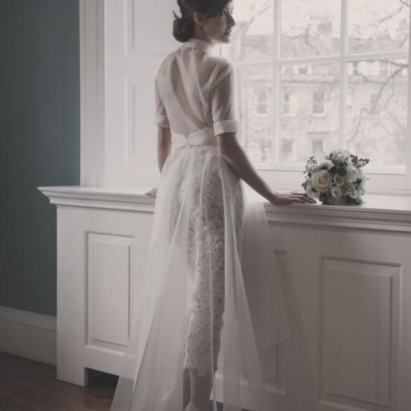 Sophia Couture Wedding Dress by Jessica Charleston