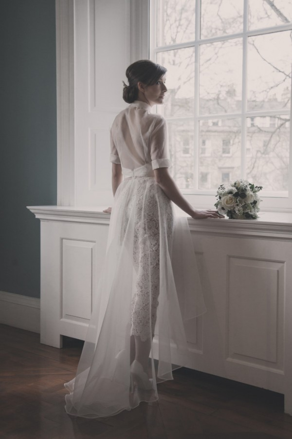 Sophia Couture Wedding Dress by Jessica Charleston