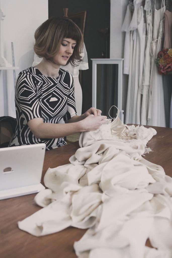 Jessica Charleston sewing classes