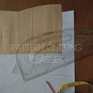 Pattern cutting classes