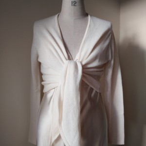Champagne ballet cardigan