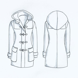 Design your own winter coat